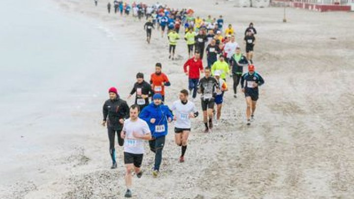Sand Marathon in Constanta: How many Moldovans ranked first