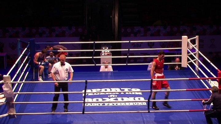 "Uzbek Ravskanbek Umurzakov was the hero of the ""Professional Boxing Show"" held in Chisinau"