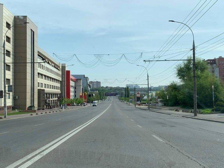 How do Chisinau streets look like on Easter? (photo)
