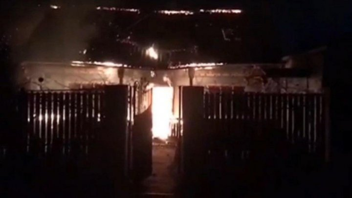 Tragedy at Resurrection night: Old woman caught and killed by fire at her own house
