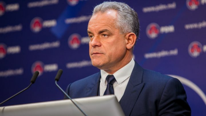 SURVEY: Vlad Plahotniuc, in the top of the most popular politicians of Moldova