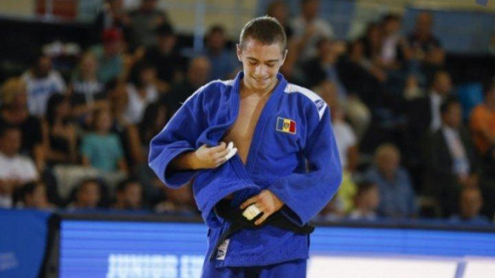 Victory for Moldova: Judoka Denis Vieru captured gold medal in -66kg Baku Grand Slam