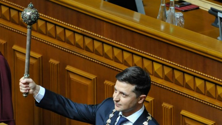 Ukraine's new President named Ihor Kolomoisky's lawyer as head of presidential administration