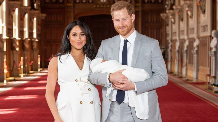 Duke and Duchess of Sussex finally reveal their royal newborn. What do they still keep as a secret