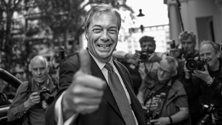 New York Times: Nigel Farage Is the Most Dangerous Man in Britain