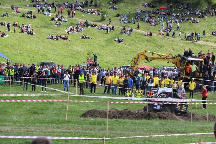 Spectacular images from Rezina district. Watch the 2nd stage of the National Off-Road Championship