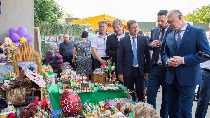 Pavel Filip attended Sireti Village's Day. What surprises did inhabitants enjoy (PHOTO)