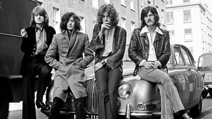 Stairway to Rock: Led Zeppelin new documentary film announced