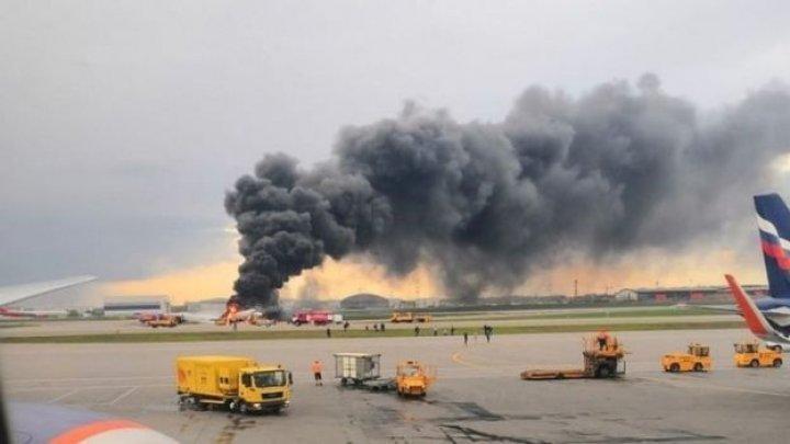 Aeroflot burst into flames: How did the survivors escape?