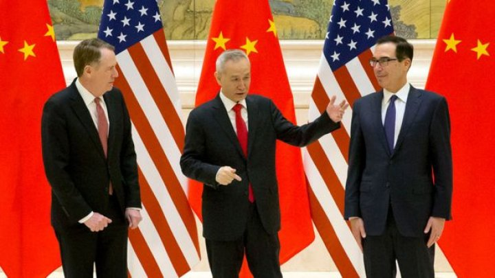 US-China trade war: Trump says no need to rush after doubled tariffs on many Chinese products