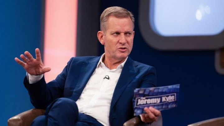 British tabloid talk show axed after the death of a guest