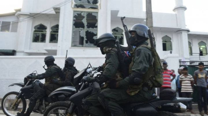 Sri Lanka imposed nationwide curfew for the second night in a row after a wave of anti-Muslim violence in the wake of the Easter bombings
