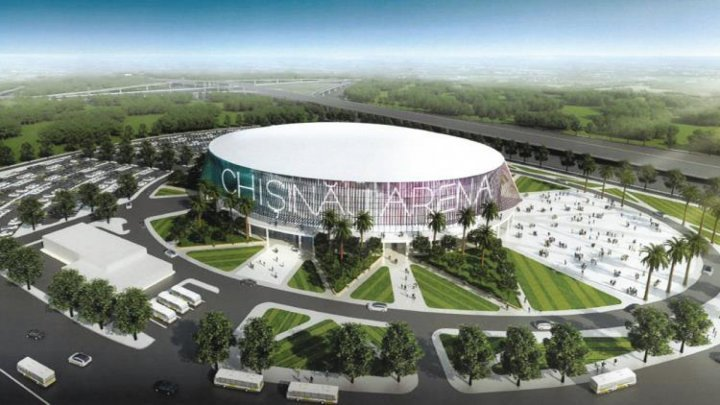Economy Minister claims Chisinau Arena as hidden scheme for taking over 59 hectares of land
