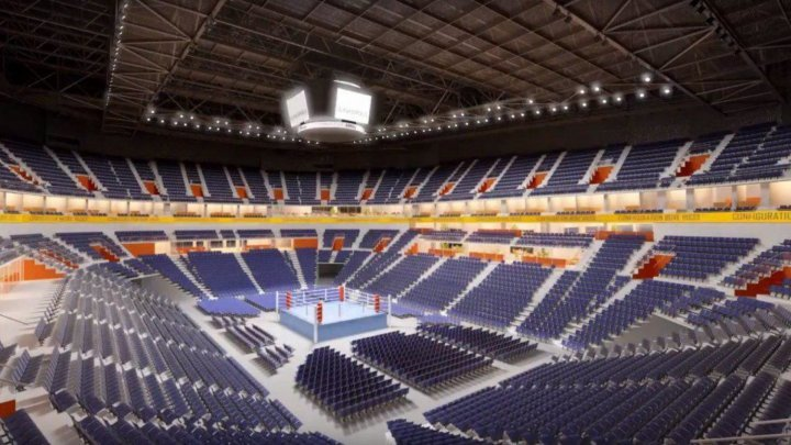 How does Chisinau Arena look like at this moment (PHOTO)