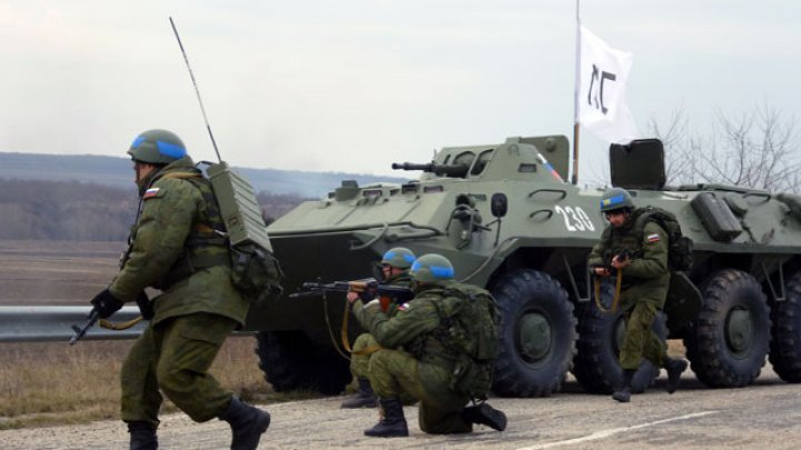 It marks 20 years since Russia pledged to remove its troops from territory of Moldova