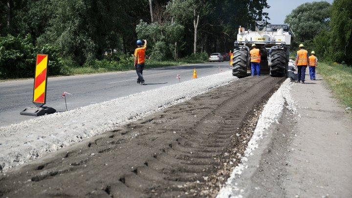 Local 'dream' - repair works on Orhei-Criuleni road to start in June