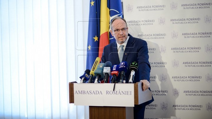 Romanian Ambassador: Government of Romania has financed many projects in Moldova without receiving a word of thanks