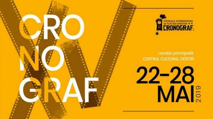 Chisinau to host the International Documentary Film Festival Chronograph