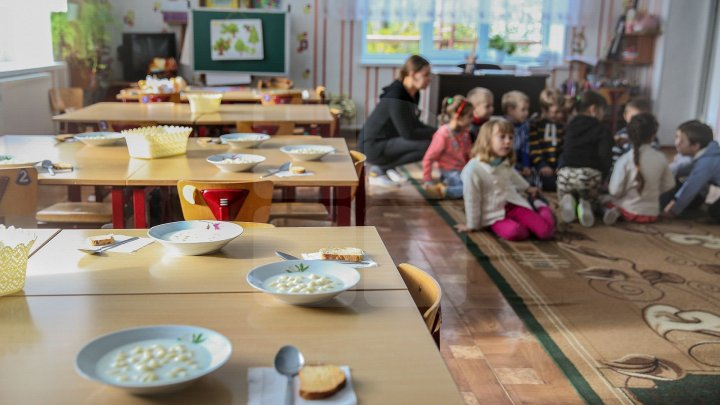 Chisinau City Hall proposes new project on kindergarten food supply