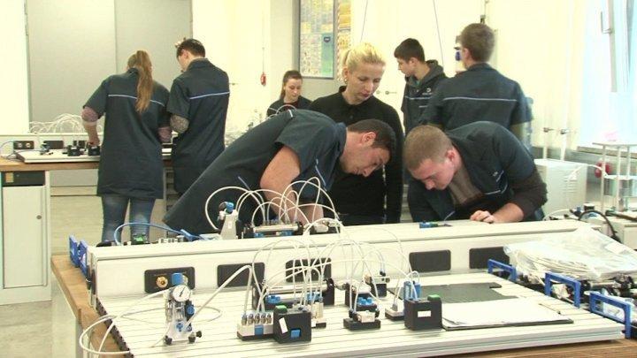 Matriculation fair for crafts schools took place in Orhei