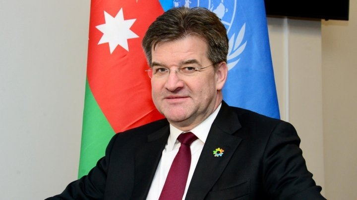 OSCE president Miroslav Lajcak appreciated Chisinau's efforts on settling the transnistrian conflict