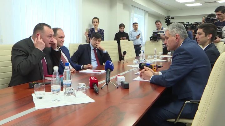 PSRM about ACUM's invitation at the Parliamentary session: This invitation is an aberration