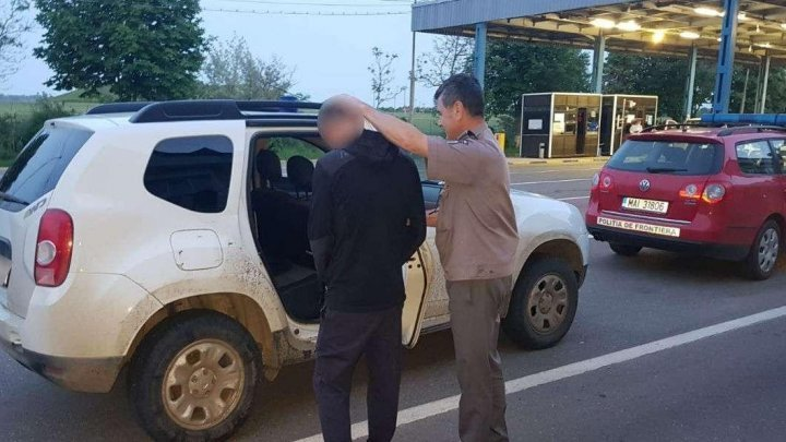 Moldovan man sentenced to prison by the Italian authorities arrested at the border Albita