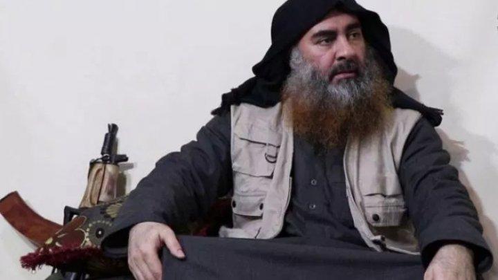 Dead or alive. The SAS were sent to kill or capture the ISIS leader Abu Bakr al-Baghdadi