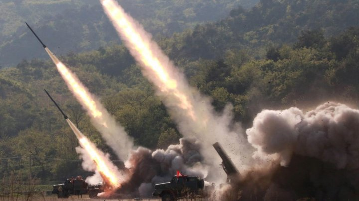 Kim Jong-Un orders to enhance strike power. US are still open for discussions