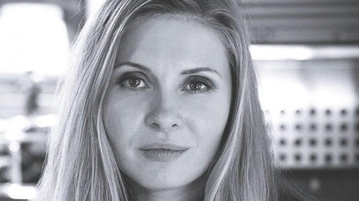 The first Moldovan writer and journalist who won European Union Literature Prize