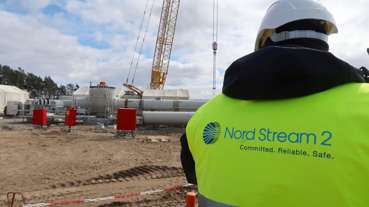 Kremlin criticizes 'unfair competition' over new U.S. threat to Sanction Nord Stream 2 Pipeline