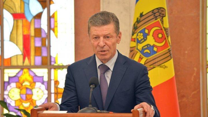 Russia declares not involve in Moldova's domestic affairs, says Dmitri Kozak