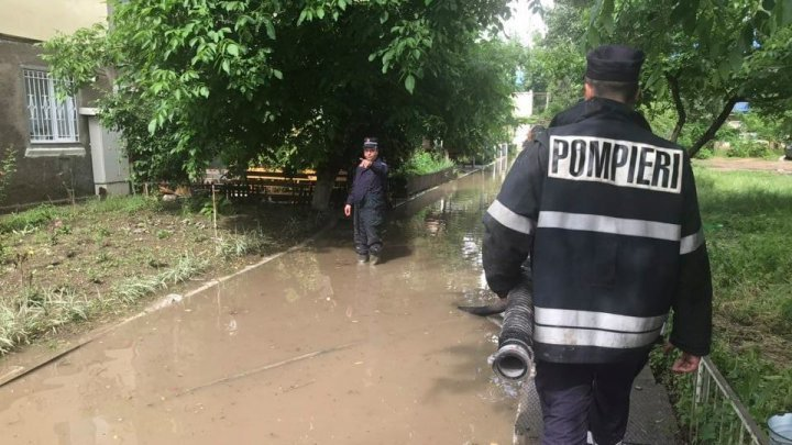 Rains affect many localities in country: Roads covered in mud while Creation House flooded