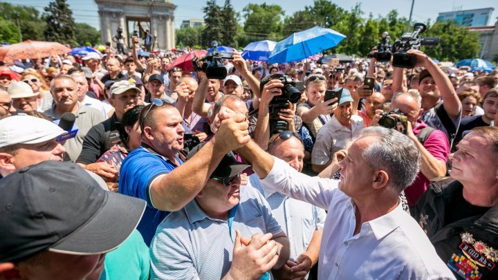 Vlad Plahotniuc announced that DPM will be in opposition, but its position will as strong as it used to be