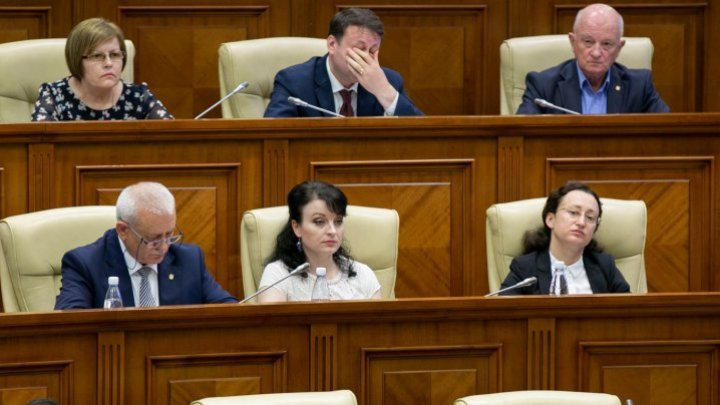 ACUM-PSRM MPs don't care about people's opinion: They rejected the project regarding reducing MPs number from 101 to 61