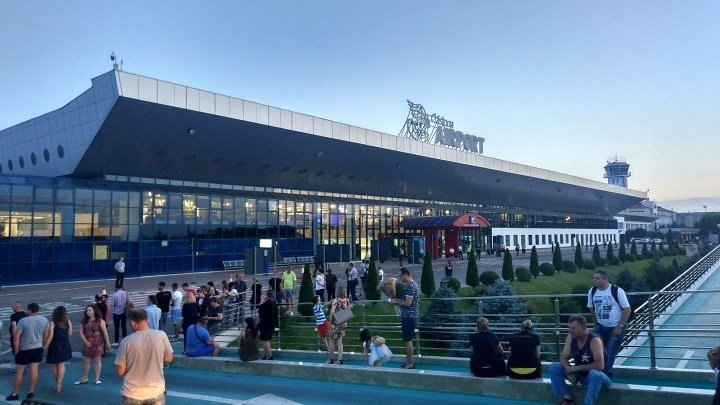 Fake bomb alert at Chisinau International Airport. Author of the call risks to be fined