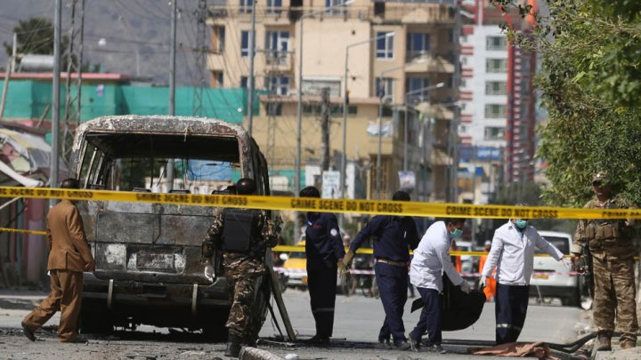 Afghanistan: 5 killed and 10 wounded after bomb-blasting in a Kabul bus