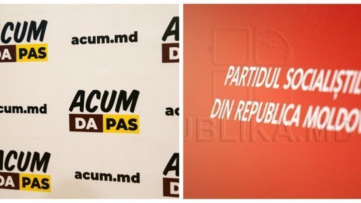 ACUM-PSRM alliance comment on PDM censure motion against Sandu government