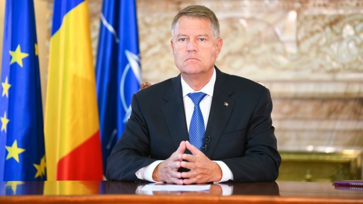Romanian President Klaus Iohannis reelected with huge victory for 'modern Romania'