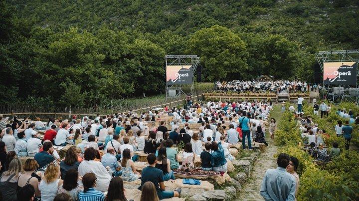 Hundreds of opera music lovers gathered at DescOpera festival in Orhei