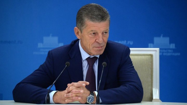 Dmitri Kozak: I want to thank the president Igor Dodon, ACUM Block members and the Socialists