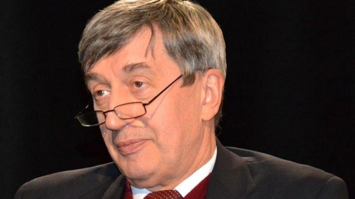 The Russian ambassador from Romania, Valeri Kuzmin, supports the idea of the federalization of Republic of Moldova