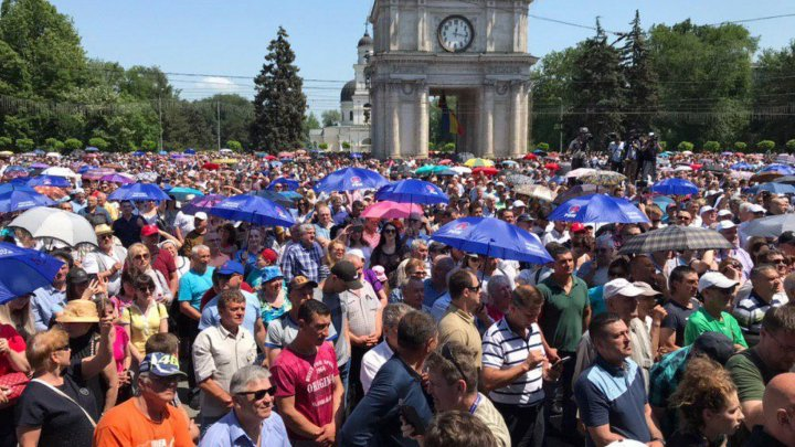 The resolution of PMAN rally regarding the State Defense