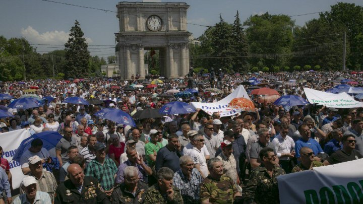 Information and Security Service ex-chief Bălan called people to consolidate against motherland treason