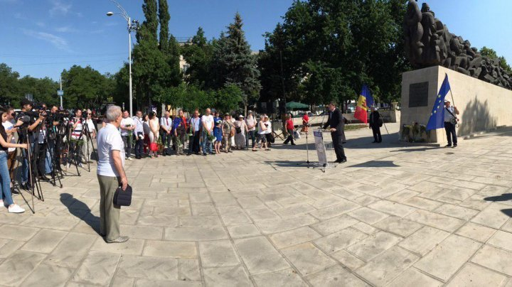 Commemoration of victims of the first wave of Stalinist deportations
