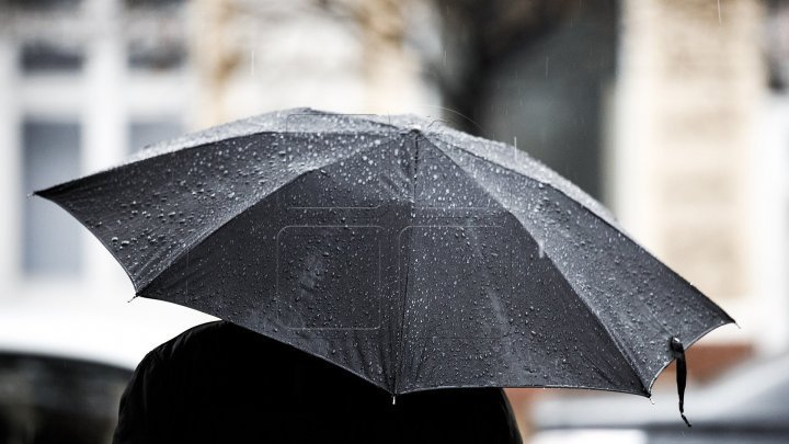 Yellow warning for storm, rain and hale enters into force