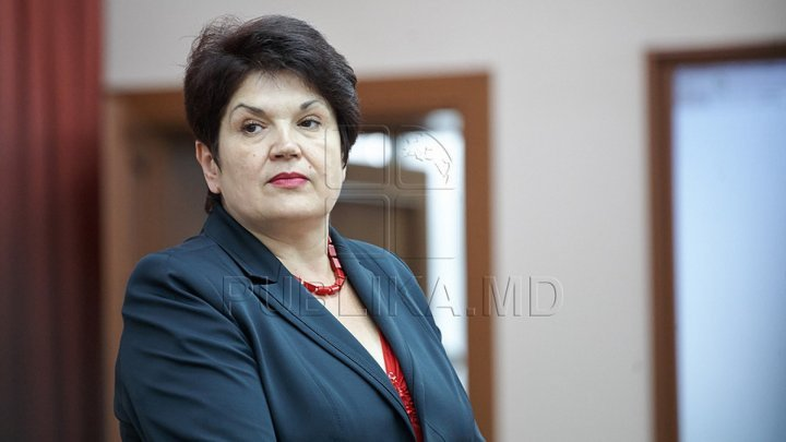 Valentina Buliga was resigned from the function of the president of the National House of Social Insurance