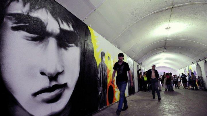 Sputnik: Metallica played a Soviet singer Victor Tsoi's song
