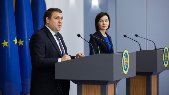 Moldova will receive 46,5 million USD from IMF. Our country achieved a remarkable success in the banking system rehabilitation