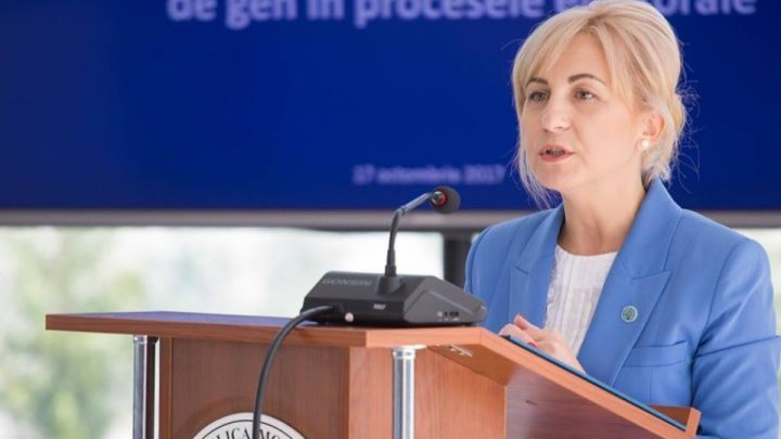 Vice-president of the Central Electoral Committee Rodica Ciubotaru, has resigned